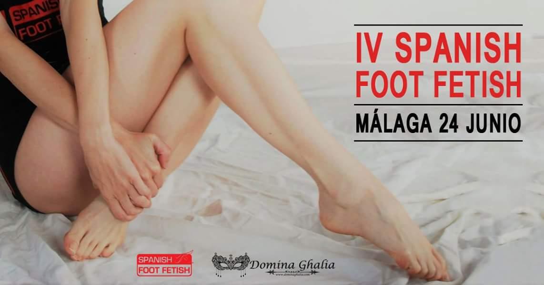 Spanish Foot Fetish