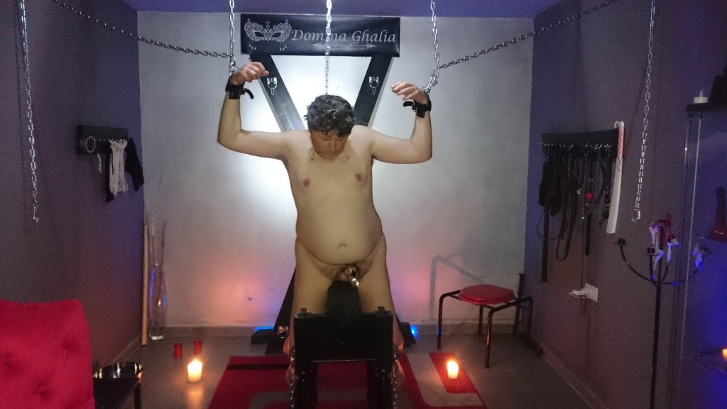 aseo en el Caballo de Madera de BDSM