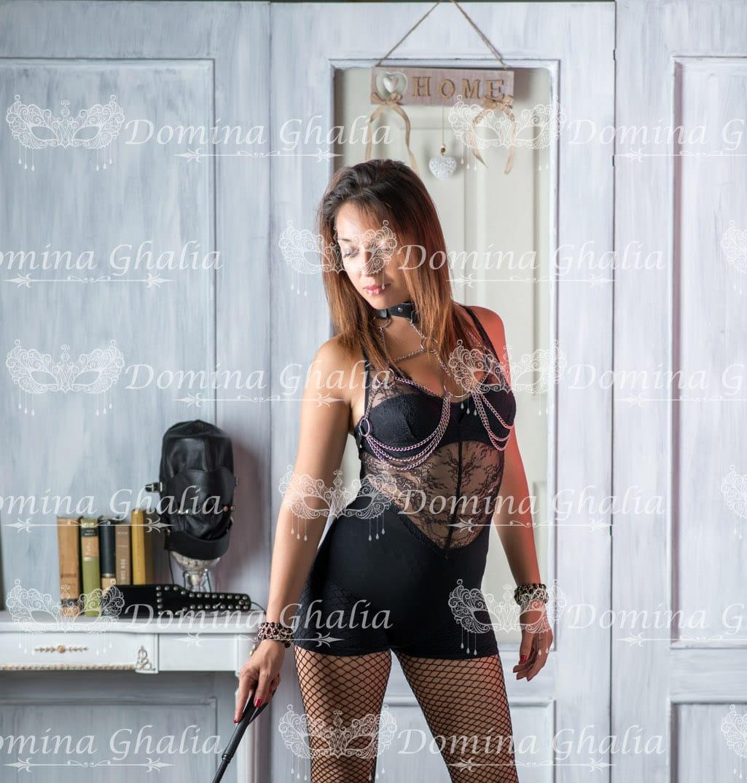 Domina Ghalia Domina BDSM