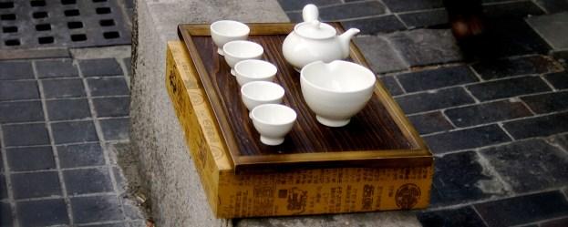 Korean Tea Set (Banner Image)