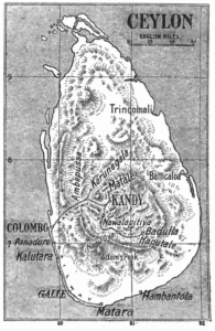 Sri Lanka, Kandy, and Colombo - Home to Ceylon Tea