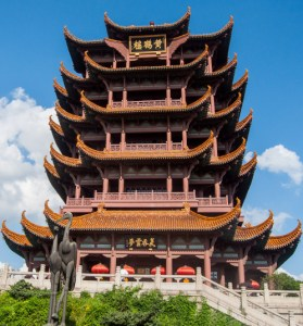 Ancient tower in China