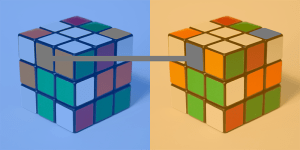 TwoCubes_connected