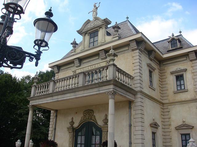 Villa Volta: een verdraaid geniaal huis!