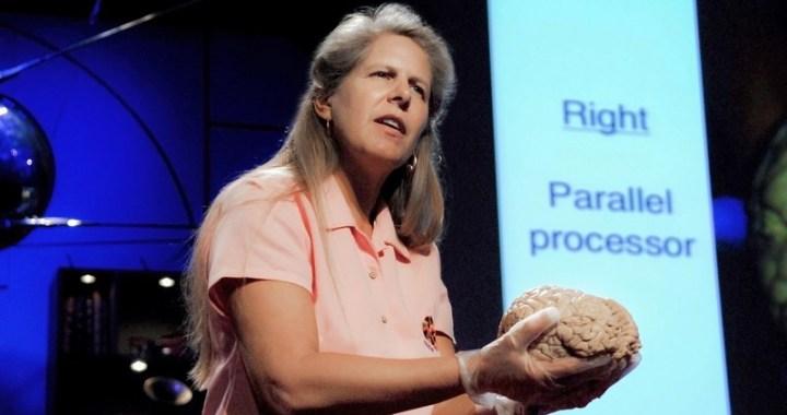 Editors' Picks: Jill Bolte Taylor's TED Talk