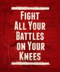 fightonyourknees