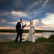 Sedinta foto dupa nunta cu Oana si Cristi