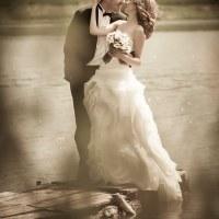 fotografii cu mirii dupa nunta