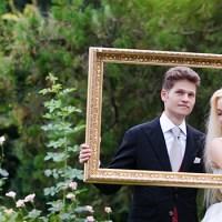 Romeo si Roxana si-au unit destinele la Sonnehof in Suceava