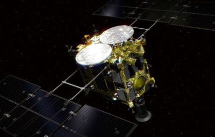 Image of a spacecraft.