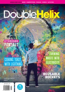 Double Helix magazine issue 41