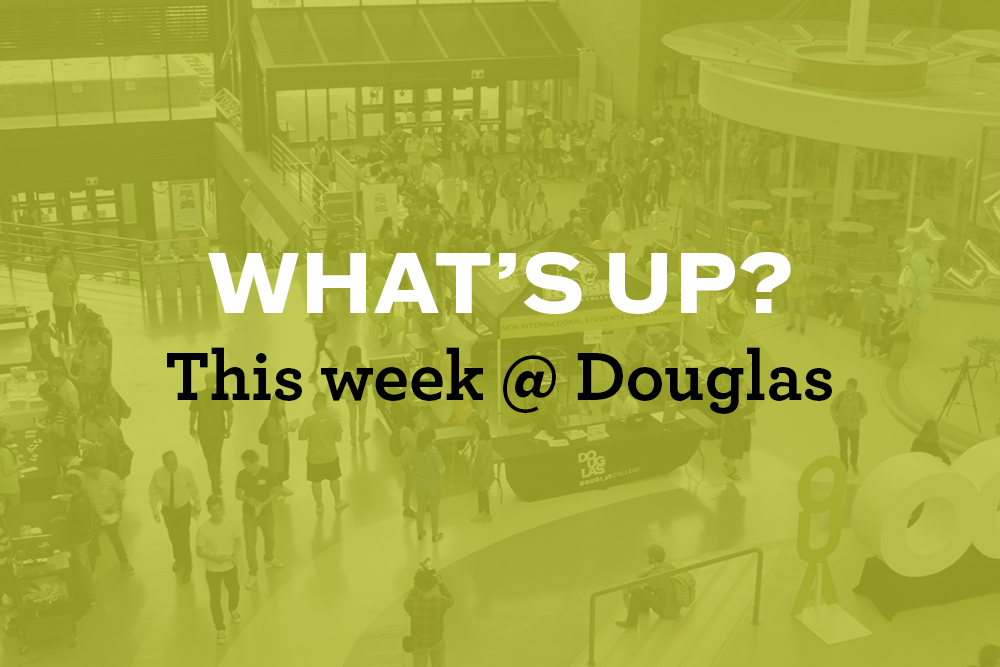 Campus events Jan. 22 - 26