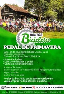 Pedal de Primavera Doutor Bicicleta!