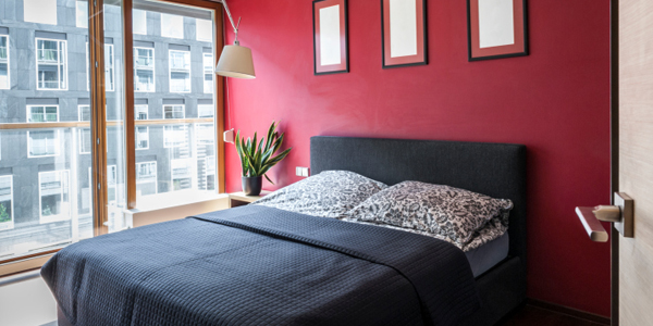 Color for bedroom according to vastu shastra - Room color affects mood ...