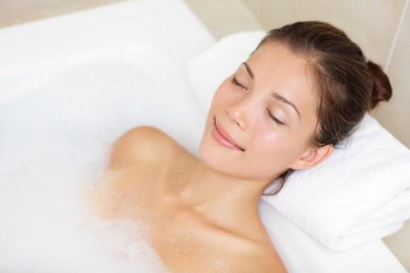 Kąpiel ozonowa dobra naogólne samopoczucie