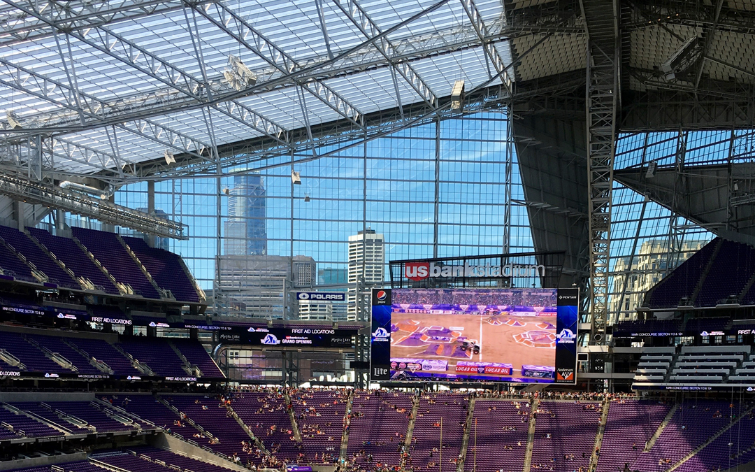 Solar Control at the Final Four…and How Pre-Planning Can Save Money