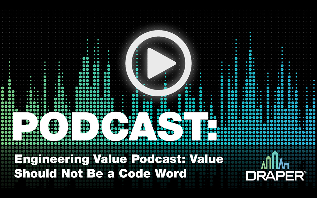 Ep.1: Value Should Not Be a Code Word