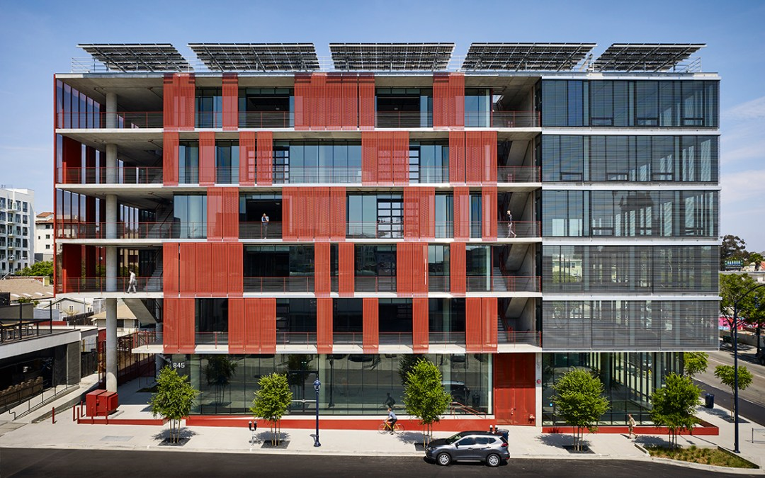 Draper Projects Nominated for ArchDaily Building of the Year