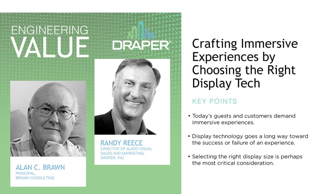 Engineering Value Ep.11: Crafting Immersive Experiences by Choosing the Right Display Technology