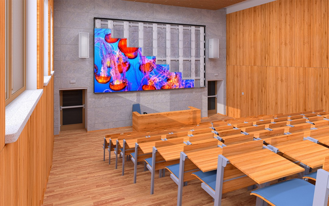 Did You Know? The Importance of the Structure Behind Your Video Wall