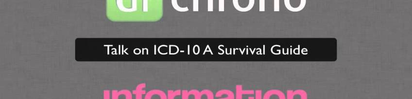 How move from ICD-9 to ICD-10