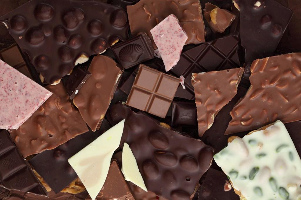 Acerte na escolha do chocolate