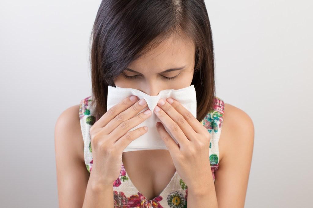 Cómo deshacerse de una nariz tapada rápida y fácilmente