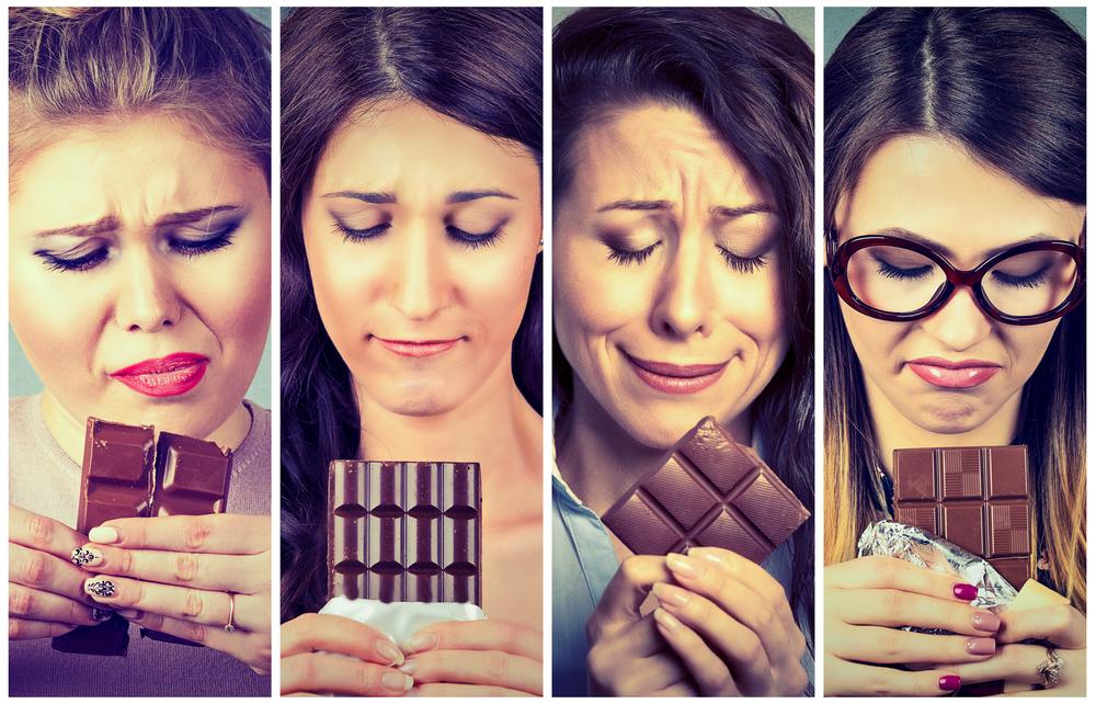 Por que mulheres são loucas por chocolate na TPM?