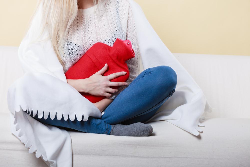Saiba como tratar a cólica menstrual