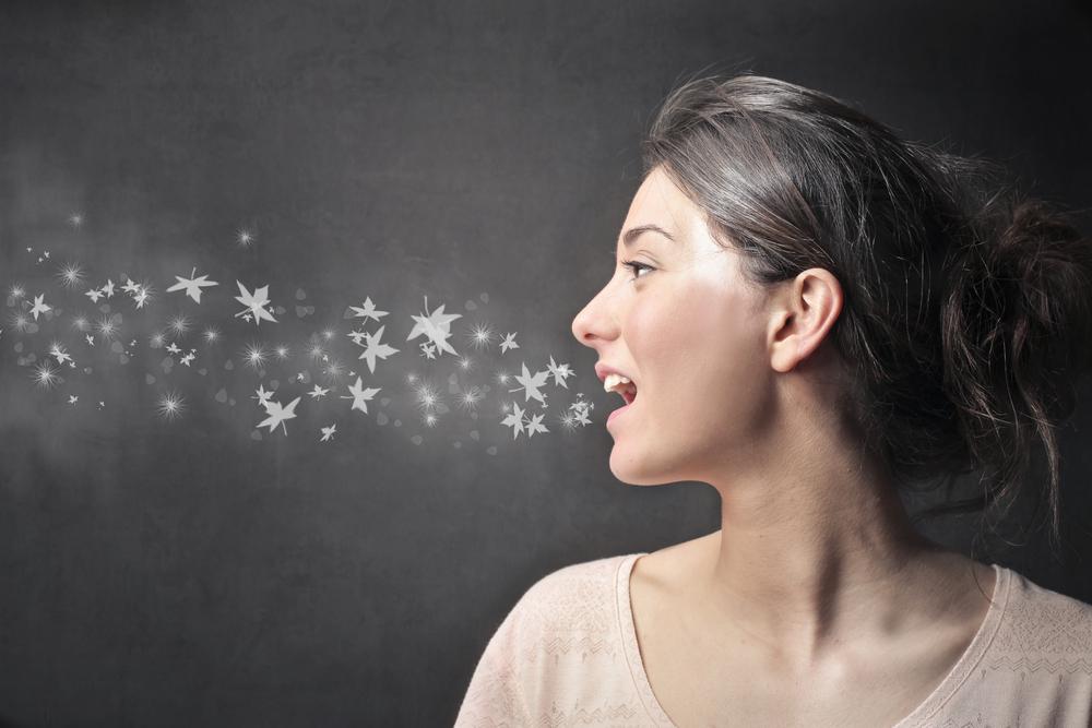 As complicações de respirar pela boca