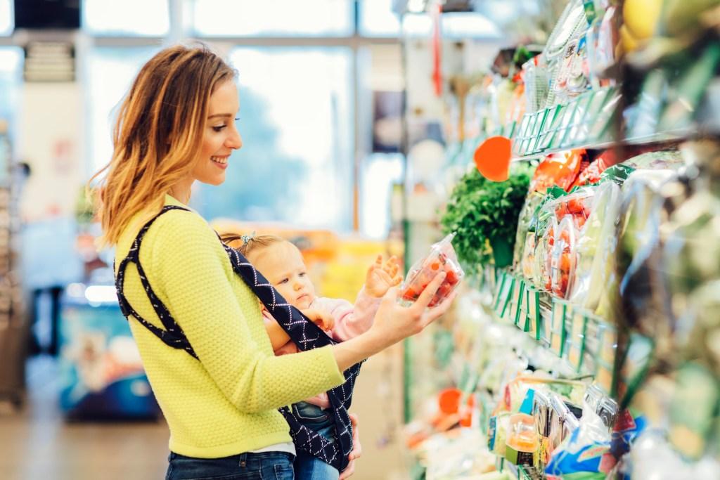 Amamentação x Alimentação: o que comer e não comer