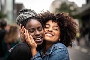 Benefícios das amizades para a saúde