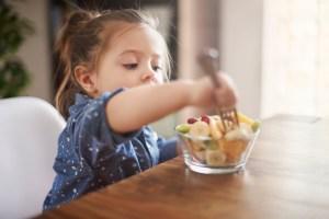 Saúde da Criança: 10 passos para uma alimentação saudável