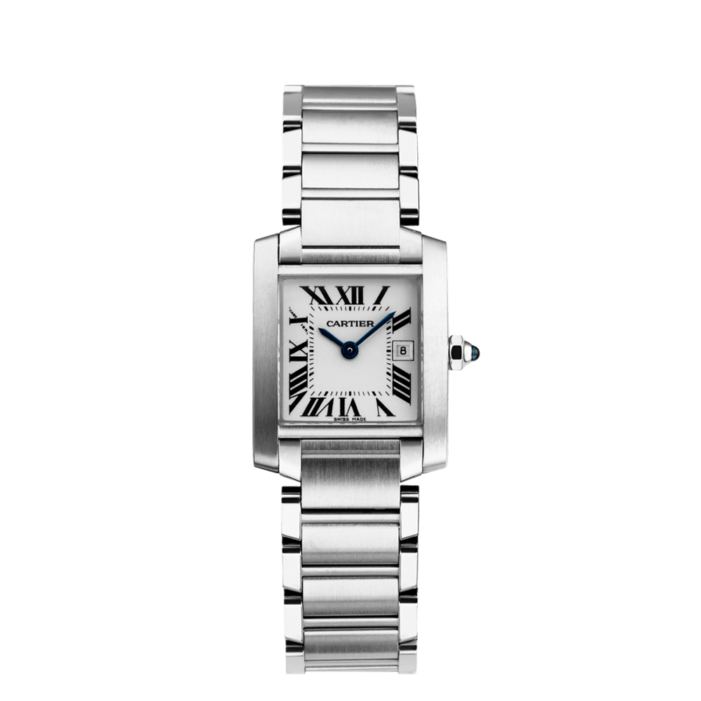 Ten Essential Luxury Watches   by Michel Weare for DreamChrono Blog Cartier Tank Francaise
