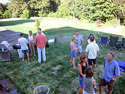 lawn-party