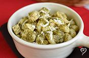 Pesto Chicken Gnocchi