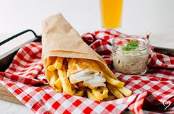 Cod Fish N Chips