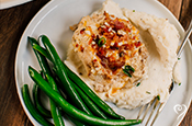 Dream Dinners Pub Style Chicken with Mashed Potatoes