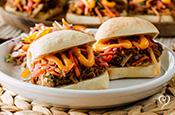 Dream Dinners Pulled Pork Banh Mi Sliders