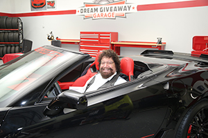 2016 Corvette Dream Giveaway Winner