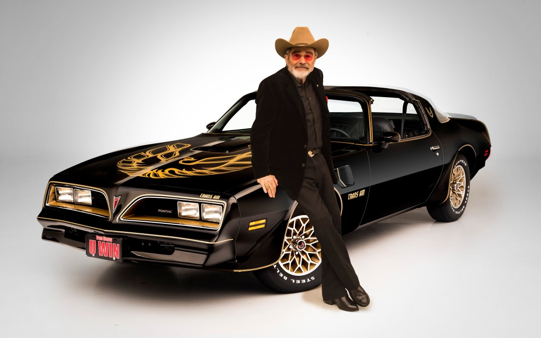 "Win a Burt Reynold's Autographed ""Stetson""Style Hat in the Bandit Dream Giveaway"