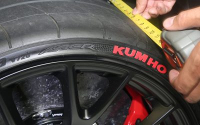 How Wide are the Dodge Viper's Tires?