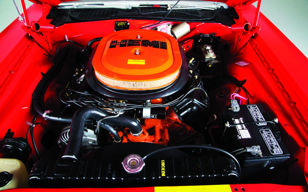 This Vintage Video Shows the Hemi in Action
