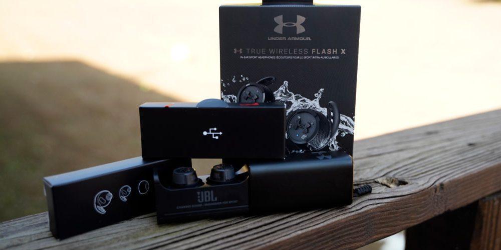 【UA True Wireless Flash X】大廠聯乘 – 原來耳機都可以咁好玩!