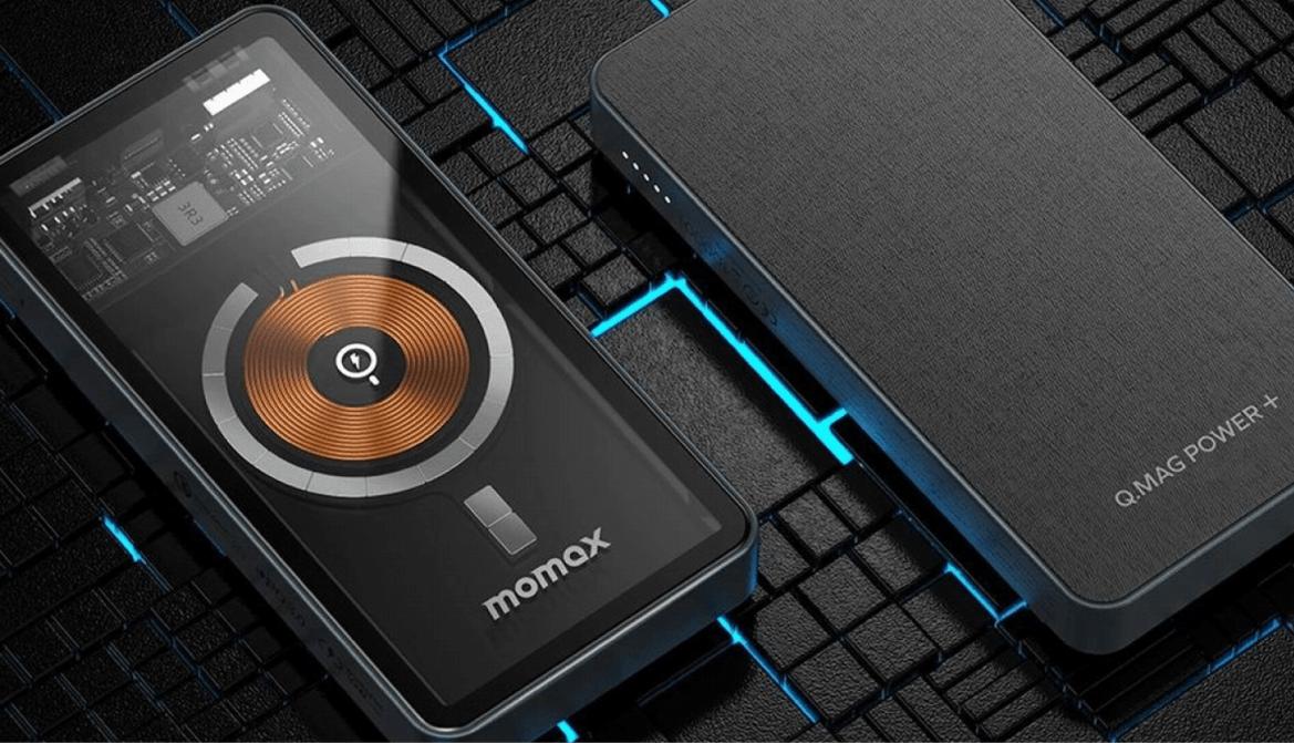 新品來襲 | 首款透明磁吸無線充流動電源~外觀夠曬特別!
