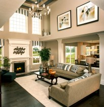 Two-story Family Room