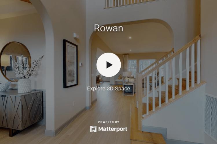 3D Tour of Rowan at Virginia Crossing