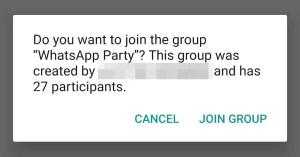 Whatsapp Public Group