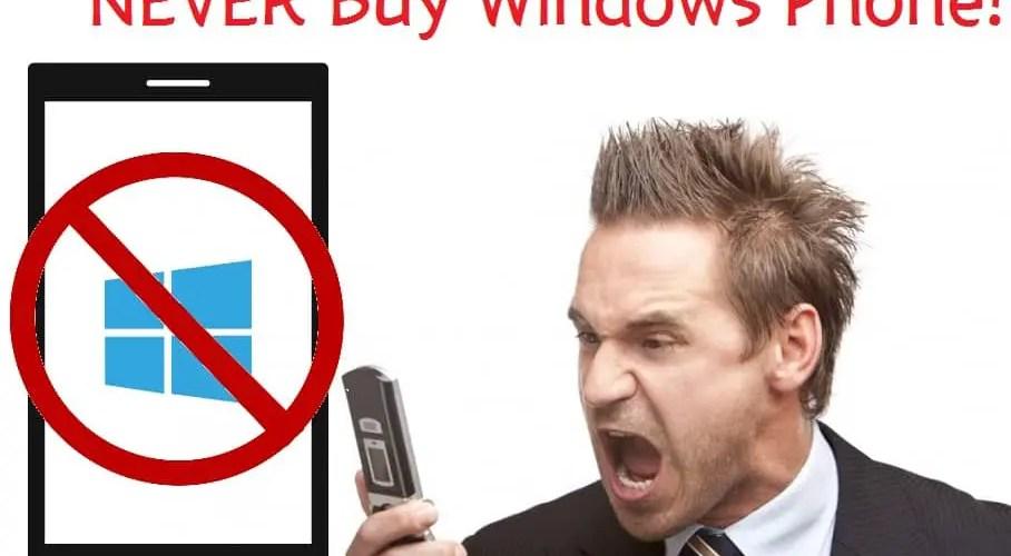 lumia windows phone review