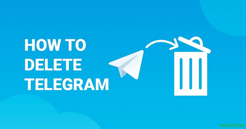 How To Delete Telegram Account : Android/iOS